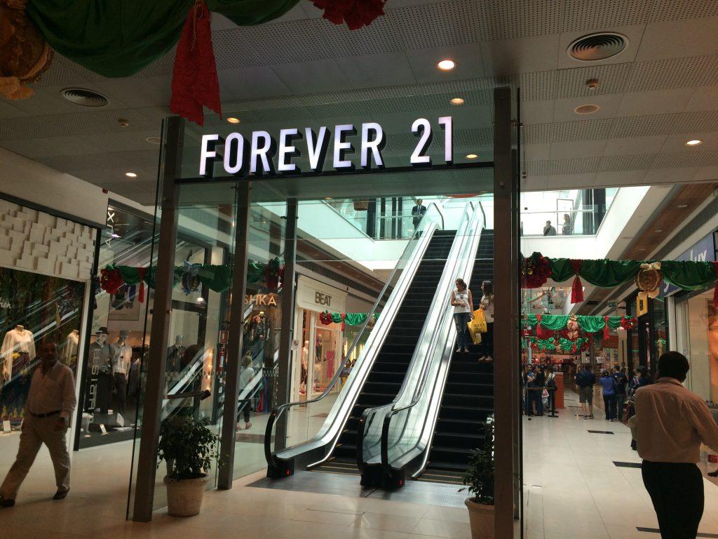 Forever 21 Montevideo, Uruguay