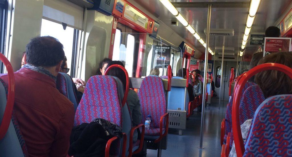 Cómo ir de Lisboa a Sintra en tren