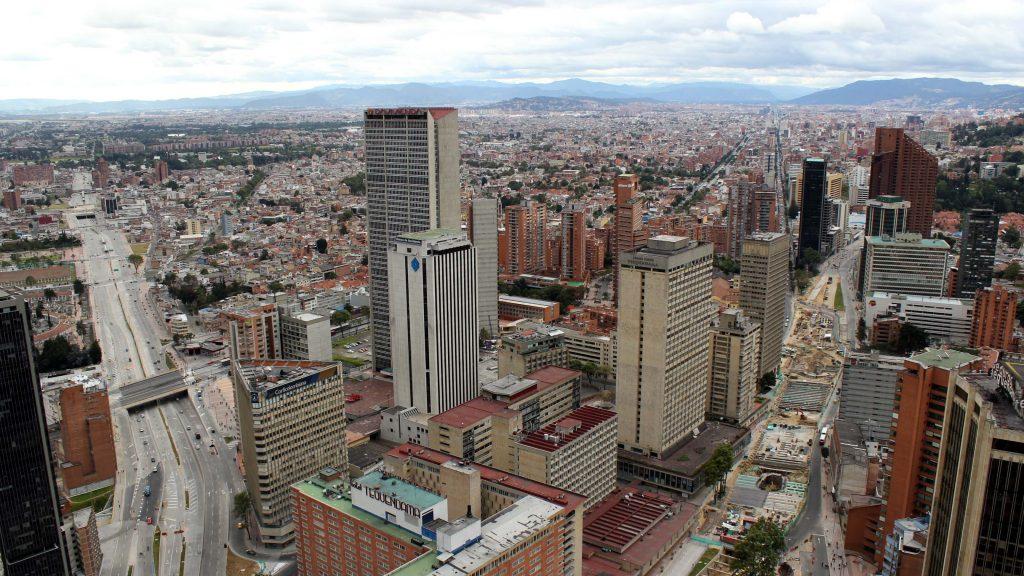 Viajar a Bogotá 2