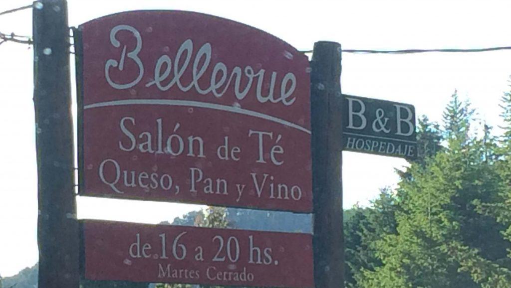 Bellevue Bariloche  Casa de té y tortas