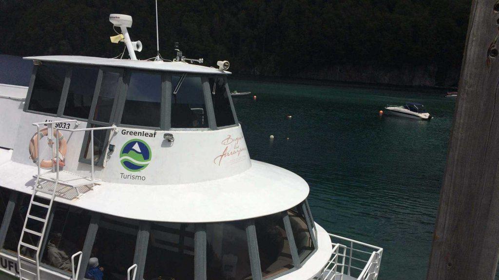 Excursion Bosque de Arrayanes Catamaran Villa La Angostura