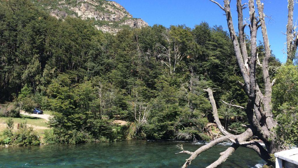 Excursion a Cerro Tronador Bariloche paradas