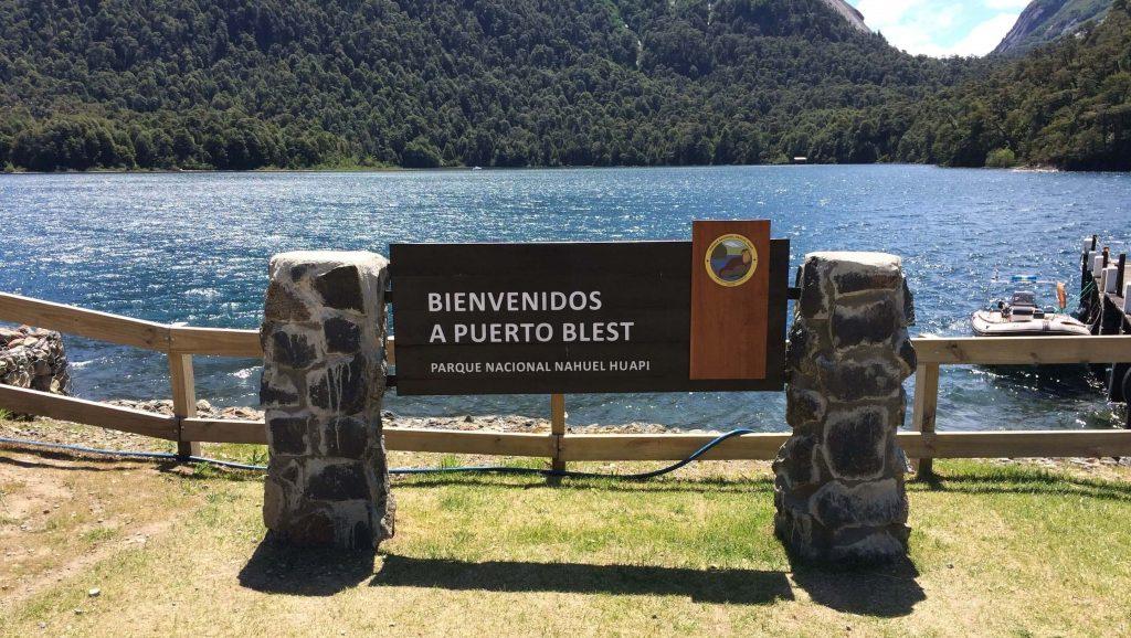 Excursion Puerto Blest Bariloche puerto