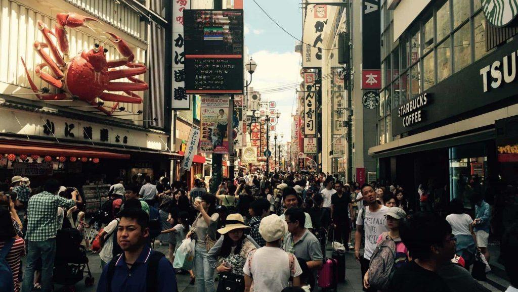 Donde alojarse en Osaka Dotonbori
