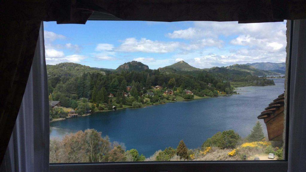 Llao Llao Hotel Bariloche vistas