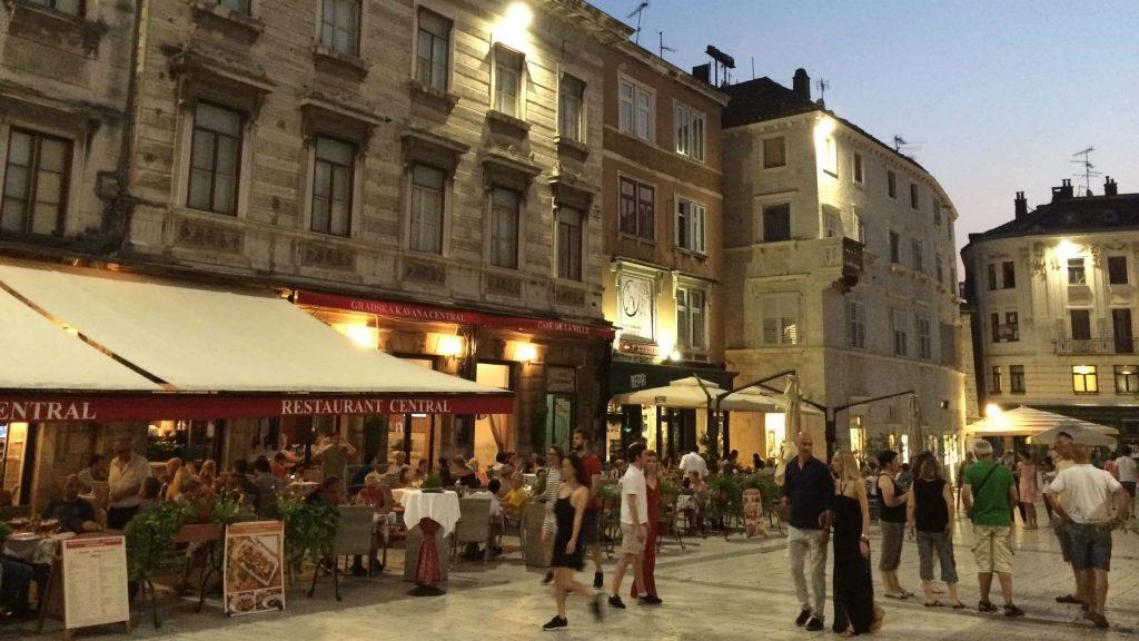Free Tour Español Split Croacia