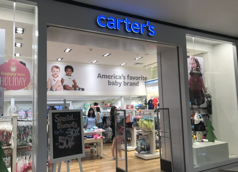 Carters ropa