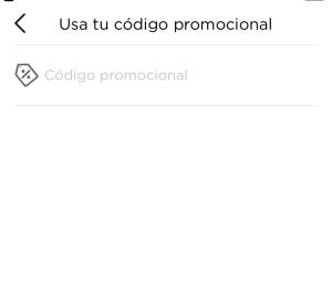 Glovo Argentina codigo