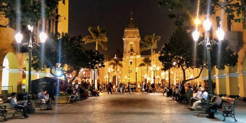 Donde alojarse en Lima Peru