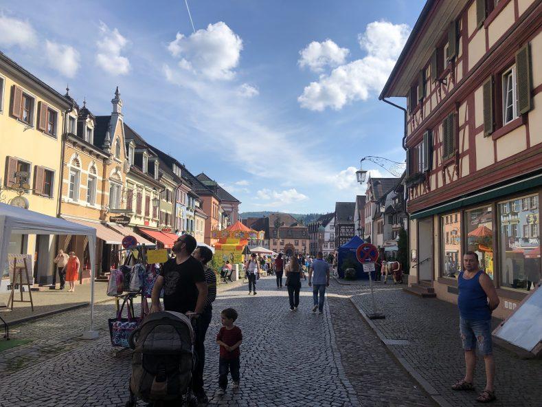 Gengenbach Ruta por Alsacia y Selva Negra