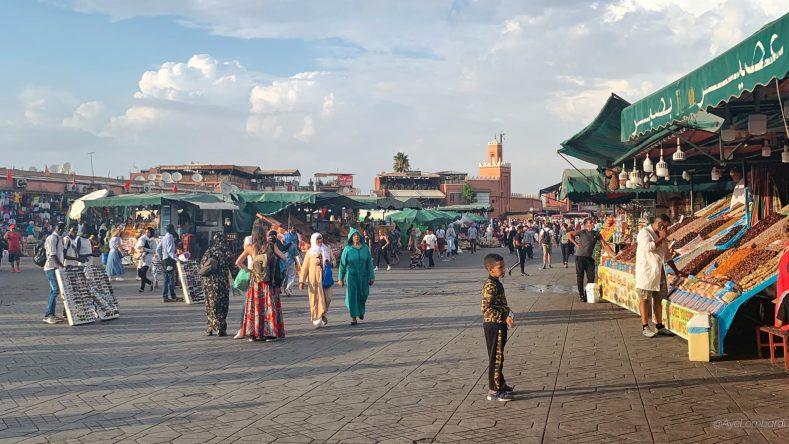 Donde alojarse en Marrakech Marruecos Medina