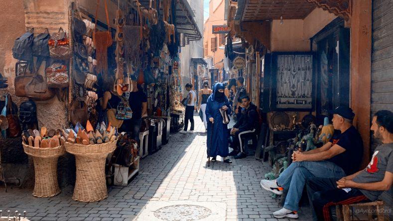 Donde alojarse en Marrakech Marruecos