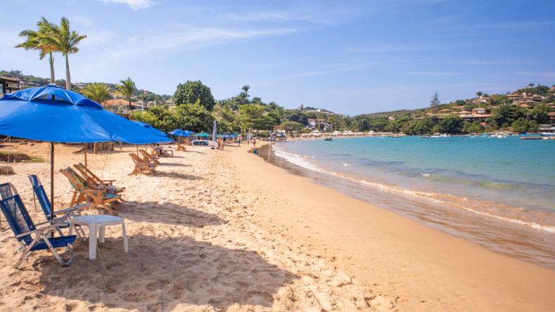 Donde alojarse en Buzios playas