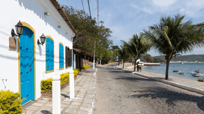 Zonas de Buzios playas